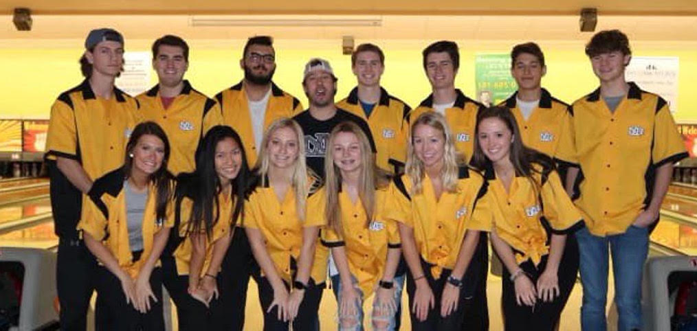 The NLR Bowling Team had a promising first year, but lack of funding forced the team to split.