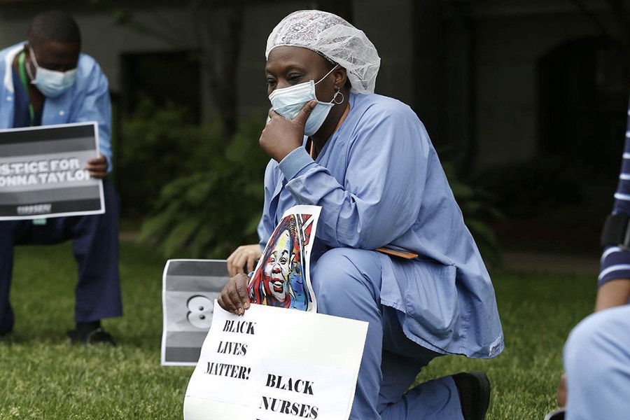 Black Healthcare Workers Share Experiences with Racism in the Industry
