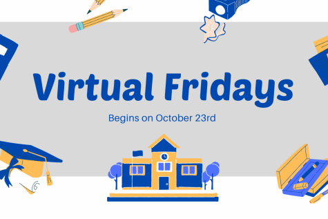 Virtual Learning Fridays Begin October 23