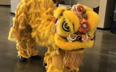 Chinese New Year Celebrated with Lion Dance