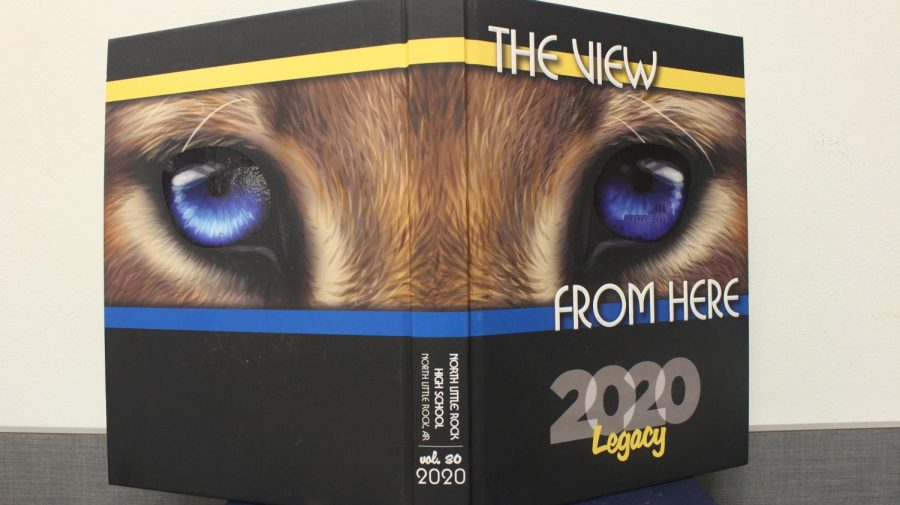 NLRHS Yearbook Seeking New Student Staff Members