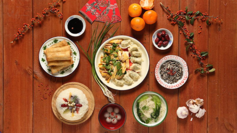 Chinese Dishes Symbolize Abundance