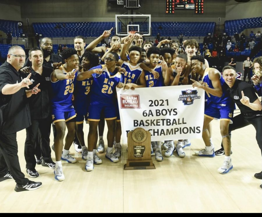 Congratulations to Our Varsity Boys' Basketball Team for Winning the State Championship